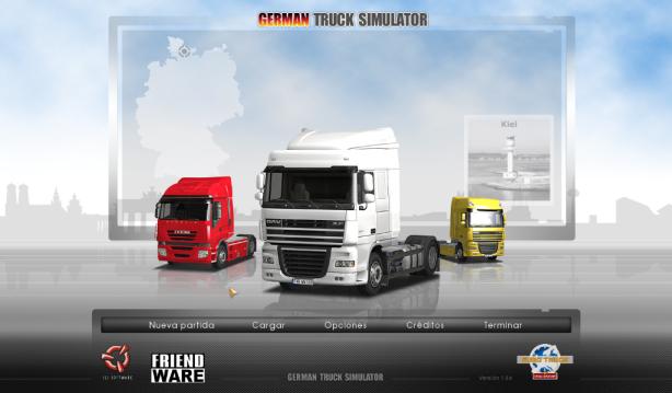 german truck simulator trucos y mods (español)   german truck